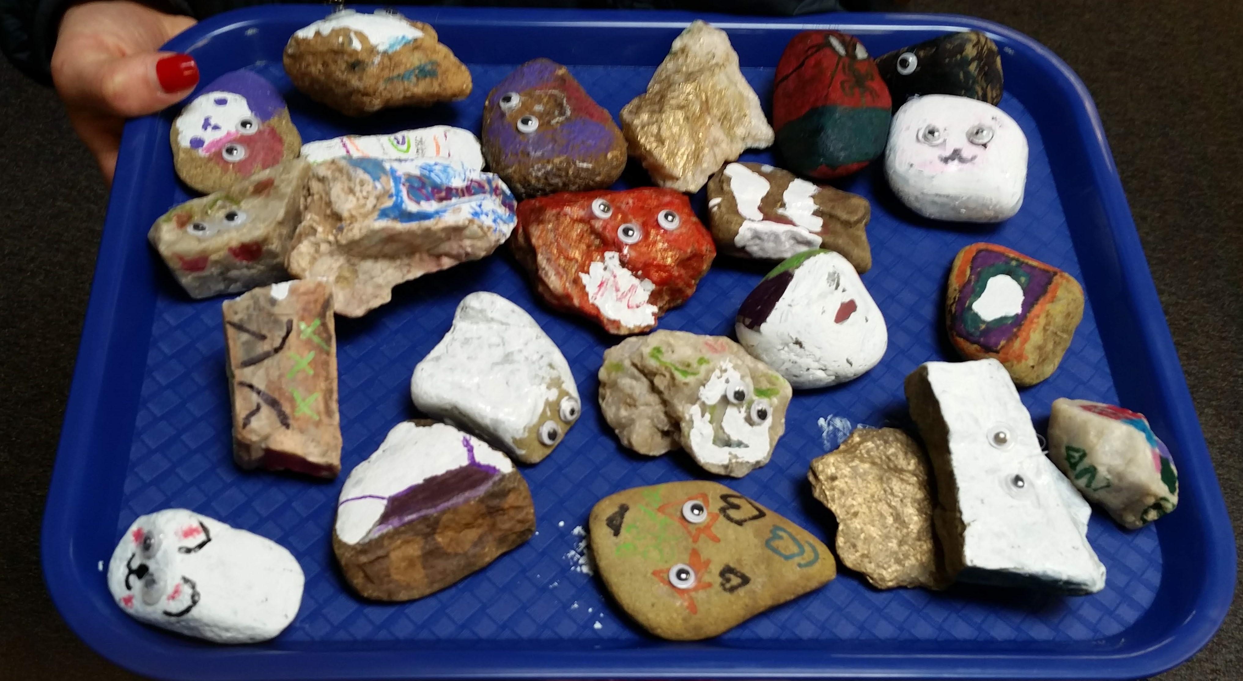 Images of pet rocks
